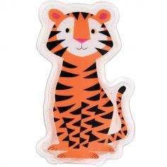 Poche de froid réutilisable Teddy le tigre