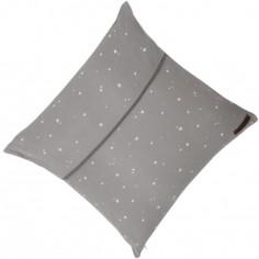 Coussin Little stars grey (40 x 40 cm)