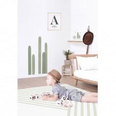 Grand sticker cactus (37 x 90 cm)