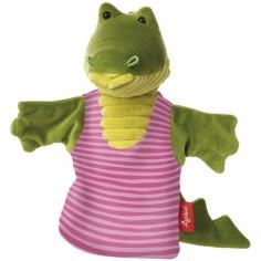 Marionnette à main Sweety crocodile