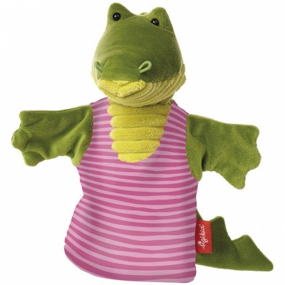 Marionnette à main Sweety crocodile Sigikid