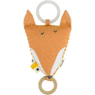 Coussin musical à suspendre renard Mr. Fox  par Trixie