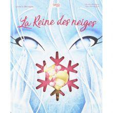 Livre à découpes La Reine des neiges  par Sassi Junior