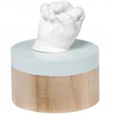 Moulage d'empreinte et socle My Very First 3D