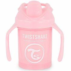 Tasse d'apprentissage rose pastel (230 ml)