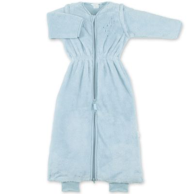 Gigoteuse chaude Magic Bag en softy bleu gris breeze TOG 2,5 (100 cm)  par Bemini