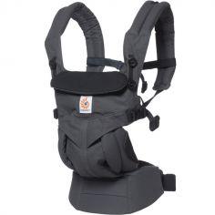 Porte bébé Omni 360 charbon noir