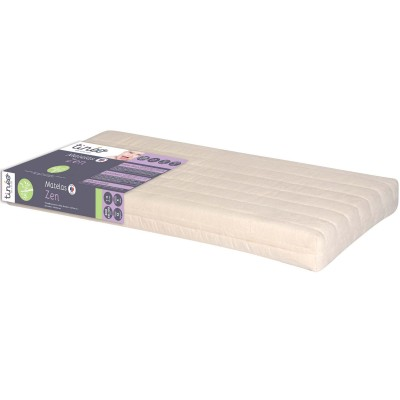 matelas zen dhoussable pour lit 70 x 140 cm tino. Black Bedroom Furniture Sets. Home Design Ideas