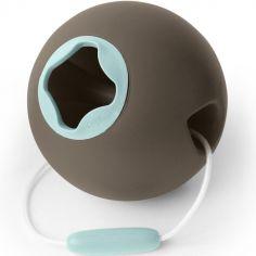 Seau rond Ballo gris et bleu (3,6 L)