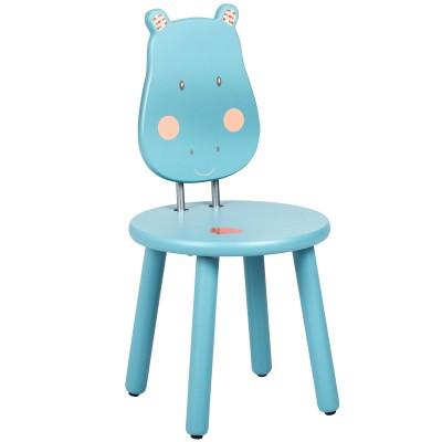 Chaise hippopotame Les Papoum  par Moulin Roty
