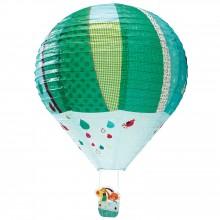 Lanterne montgolfière Jef motifs phosphorescents  par Lilliputiens