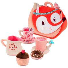 Valisette service à thé Tea time Alice la renarde