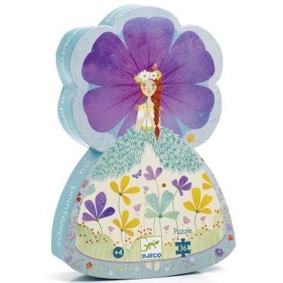 Puzzle Princesse du printemps (36 pièces)  par Djeco