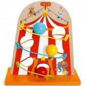 Toboggan à balles Cirque - Scratch
