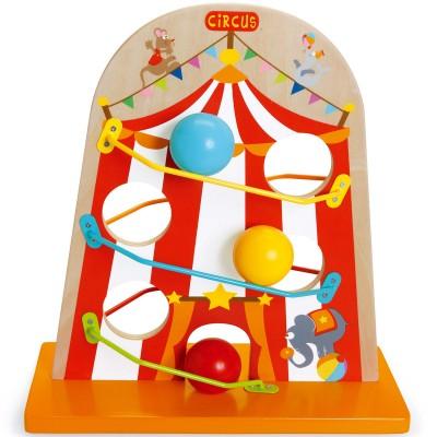 Toboggan à balles Cirque Scratch