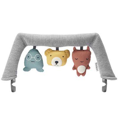 Arche de jeux pour transat Amis doux  par BabyBjörn
