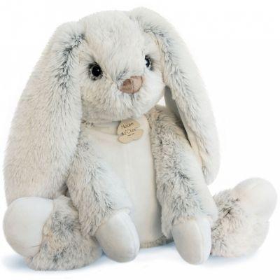 Peluche Lapin perle modèle moyen (45 cm) Histoire d'Ours