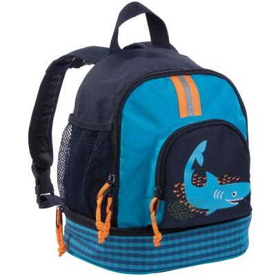 Petit sac à dos Requin bleu