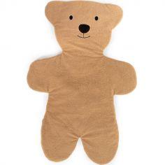 Tapis de jeu Teddy bear ours beige (150 x 109 cm)
