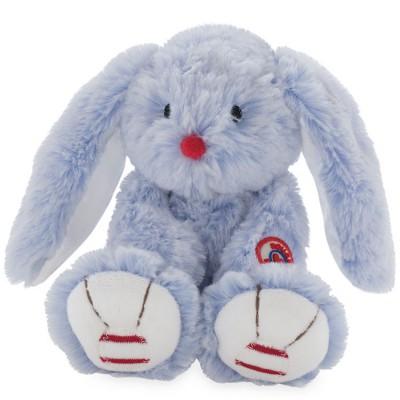 Peluche lapin Rouge Kaloo bleu (19 cm) Kaloo