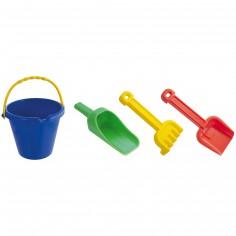 Jouet de plage Set 4 accessoires junior