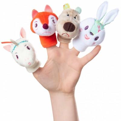 Marionnettes à doigts Forêt  par Lilliputiens