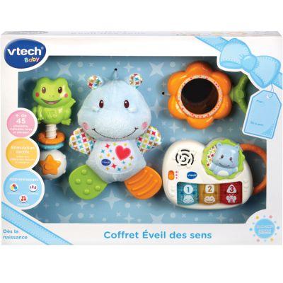 Coffret jouets Éveil des sens bleu  par VTech