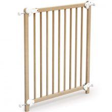 Barrière de sécurité en bois de hêtre verni Essentiel  par AT4