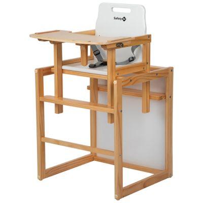 Chaise haute 2 en 1 Cherry natural woodnatural  par Safety 1st
