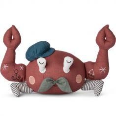 Coffret peluche crabe (30 cm)