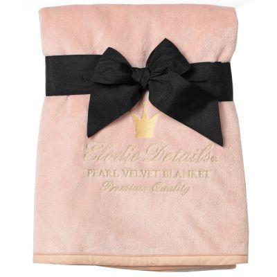 Couverture polaire Powder Pink (75 x 100 cm)  par Elodie Details