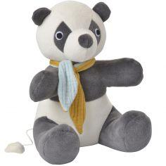 Peluche musicale Panda (22 cm)