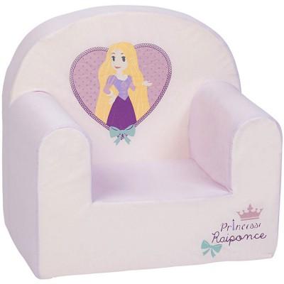 Fauteuil club Princesse raiponce  par Babycalin