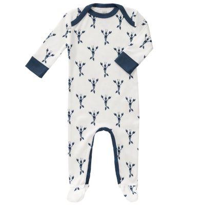 Pyjama léger Homard bleu indigo (3-6 mois)  par Fresk