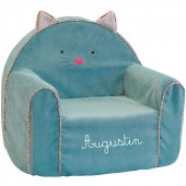 Fauteuil club Les Pachats personnalisable - Moulin Roty