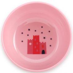 Bol château rose