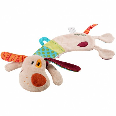 Coffret doudou marionnette Jef le chien (46 cm) Lilliputiens