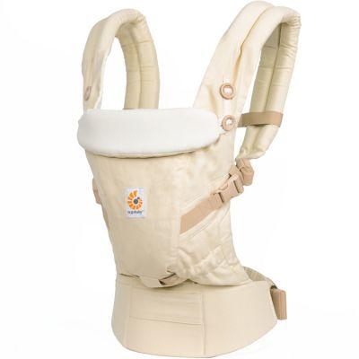 Porte bébé Adapt beige