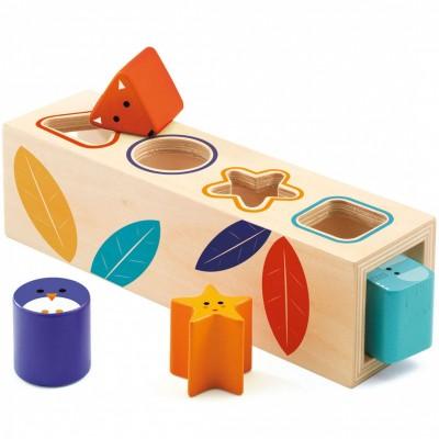 Boîte à formes BoitaBasic  par Djeco