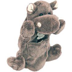 Peluche Hippopotame Mario La savane (25 cm)