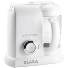 Robot cuiseur Babycook Solo blanc