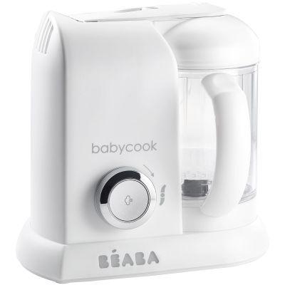 Robot cuiseur Babycook Solo blanc Béaba