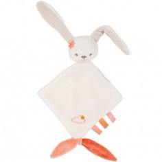 Mini doudou Mia le lapin