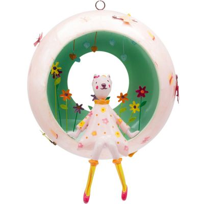 Mobile décoratif Les capsulettes Souris  par L'oiseau bateau