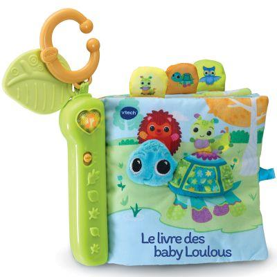 Livre bébé musical Le livre des baby Loulous VTech