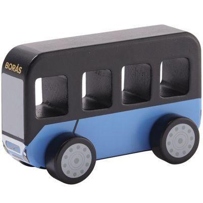 Bus en bois City bus Aiden  par Kid's Concept