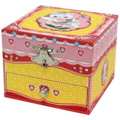 Boîte à bijoux musicale La chanson de Minette  par Djeco