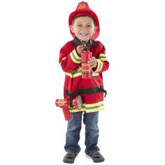 Déguisement de Chef des Pompiers (3 ans et +)