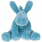 Peluche Paco turquoise (25 cm) - Noukie's