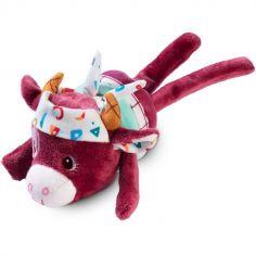 Peluche vibrante Rosalie la vache Mini-dansant